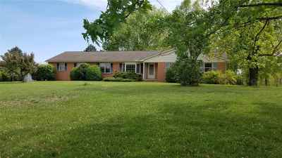 Augusta County Single Family Home For Sale: 365 Hermitage Rd