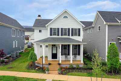 Crozet Single Family Home For Sale: 3310 Rowcross St