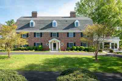 Charlottesville Single Family Home For Sale: 2418 Northfield Rd