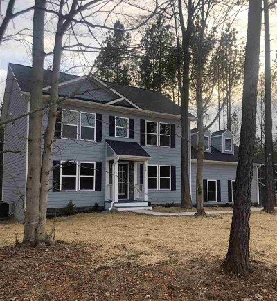 Greene County Single Family Home For Sale: Lot 57 Logan Dr