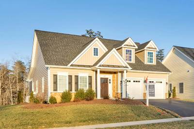 Fluvanna County Single Family Home For Sale: 78a Crape Myrtle Dr