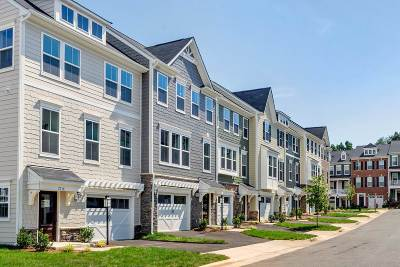 Charlottesville Townhome For Sale: 78 Bergen St