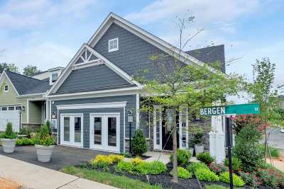Charlottesville Townhome For Sale: 4 Bergen St
