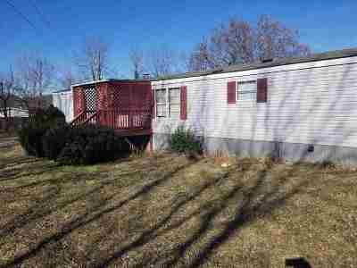 Page County Single Family Home For Sale: 1109 Comertown Rd