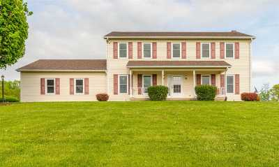 Augusta County Single Family Home For Sale: 155 Smoky Row Rd