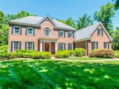 Glenmore (Albemarle), Keswick Farms, Keswick Estate, Keswick Royal Acres Single Family Home For Sale: 1695 Paddington Cir
