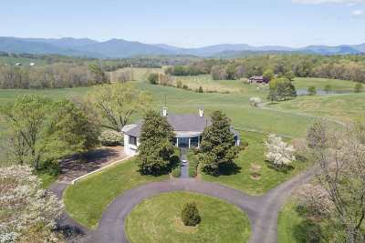 Madison County Single Family Home For Sale: 3037 Hebron Valley Rd
