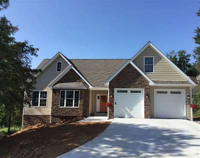 Rockingham County Single Family Home For Sale: 4120 Tanners Ct