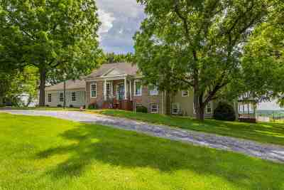 Staunton Single Family Home For Sale: 15 Hundley Mill Rd