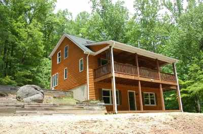 Nelson County Single Family Home For Sale: 10114 Crabtree Falls Hwy