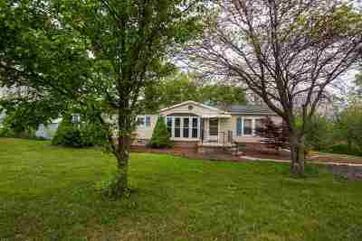 Rockingham Single Family Home Pending: 1548 Old Sawmill Rd