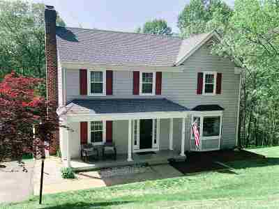 Albemarle County Single Family Home For Sale: 2110 Viburnum Ct