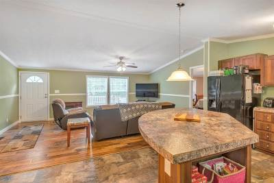 Single Family Home For Sale: 3586 Green Creek Rd
