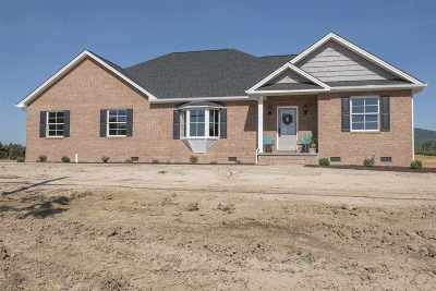 McGaheysville Single Family Home For Sale: (Lot 3) South Peak Dr