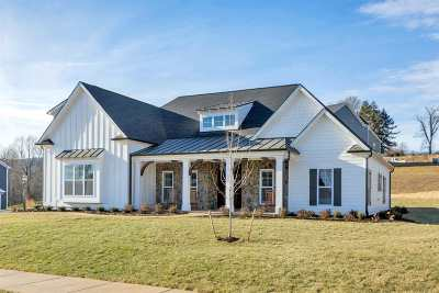Albemarle County Single Family Home Pending: 111 San Marcos Way