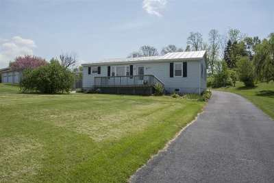 Rockingham County Single Family Home For Sale: 2826 Old Furnace Rd
