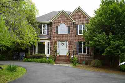 Albemarle County Single Family Home For Sale: 4421 Watts Passage
