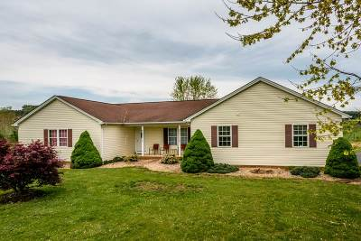 Augusta County Single Family Home For Sale: 81 Leaport Rd