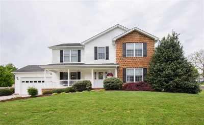 Bridgewater VA Single Family Home For Sale: $348,000