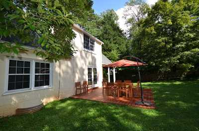 Charlottesville  Single Family Home For Sale: 1848 Winston Rd