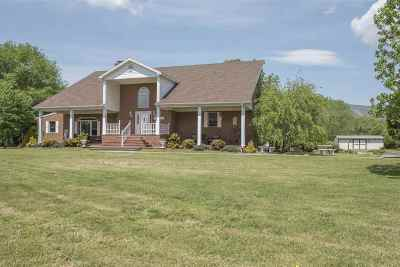 Single Family Home For Sale: 670 South Fork Rd