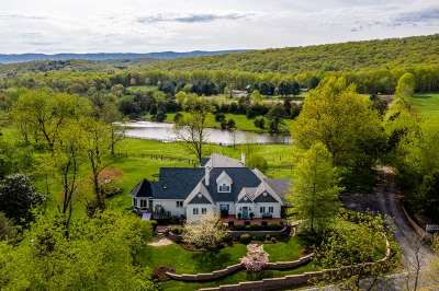 Shenandoah County Single Family Home For Sale: 3888 Orkney Grade #88.23 Ac