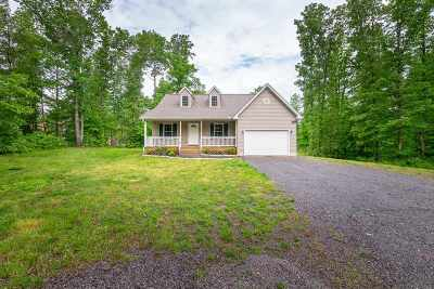 Orange County Single Family Home For Sale: 6452 Southfork Ln