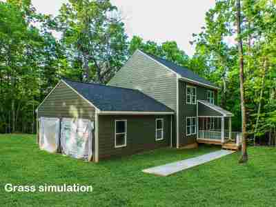 Fluvanna County Single Family Home For Sale: 1553 Paynes Mill Rd