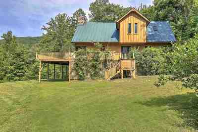 Crozet Single Family Home For Sale: 7102 Blackwells Hollow Rd
