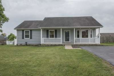 Augusta County Single Family Home For Sale: 44 Harper St