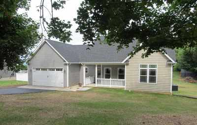 Augusta County Single Family Home For Sale: 190 Montgomery Rd