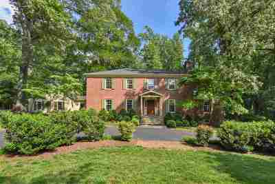 Albemarle County Single Family Home For Sale: 108 Whetstone Pl