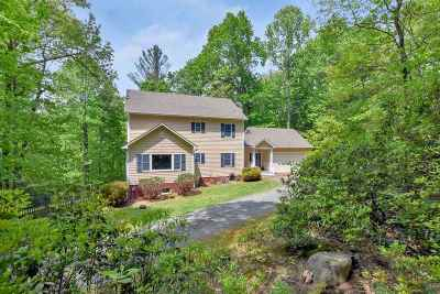 Albemarle County Single Family Home For Sale: 2515 Plank Rd