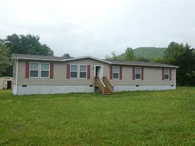 Augusta County Single Family Home For Sale: 578 Crimora Mine Rd