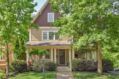 Charlottesville  Single Family Home For Sale: 840 Village Rd