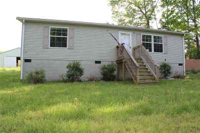 Augusta County Single Family Home For Sale: 377 Paine Run Rd