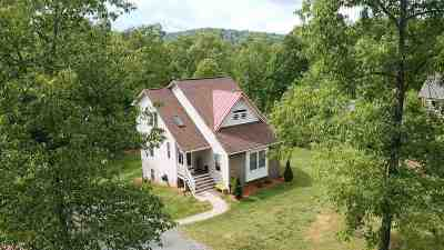 Nelson County Single Family Home For Sale: 190 Pine Ridge Dr