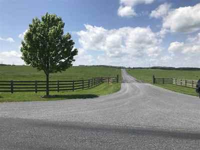 Waynesboro Lots & Land For Sale: Lot 6 Bent Creek Ln