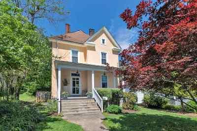 Charlottesville Single Family Home For Sale: 517 Lexington Ave