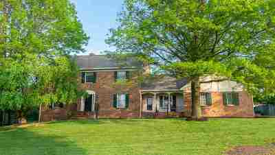 Harrisonburg Single Family Home Pending: 1057 S Dogwood Dr