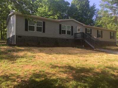 Scottsville Single Family Home For Sale: 2338 Secretarys Rd