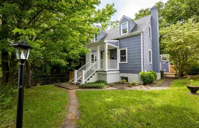 Charlottesville Single Family Home For Sale: 1304 Belleview Ave