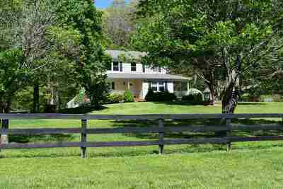 Barboursville Single Family Home Active W/Kickout: 2265 Tisdale Rd