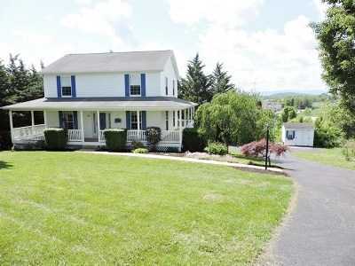 Fishersville Single Family Home For Sale