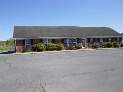 Harrisonburg Commercial For Sale: 2910 South Main St