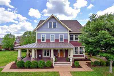 Crozet Single Family Home For Sale: 658 Haden Ln