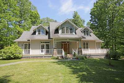 Single Family Home For Sale: 6150 Louisa Rd