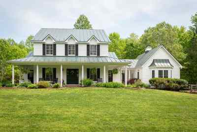 Albemarle County Single Family Home Pending: 351 Ivy Vista Dr