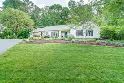 Forest Lakes, Hollymead Single Family Home For Sale: 2090 Tavernor Ln