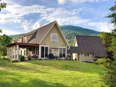 Nelson County Single Family Home For Sale: 84 Hunters Pt